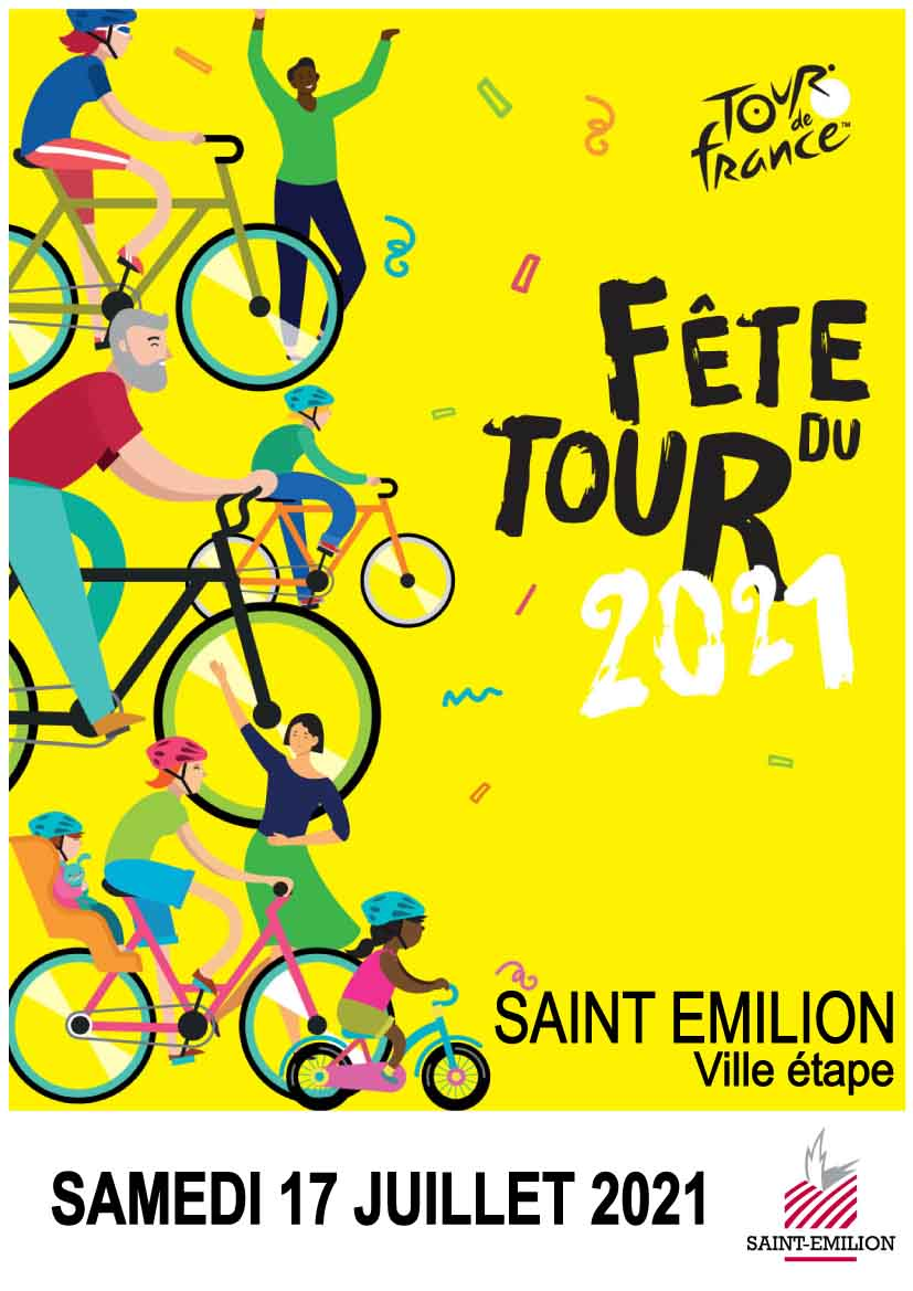 affiche tour de france copie